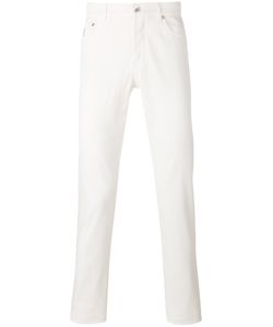 Brunello Cucinelli | Slim-Fit Jeans 48 Cotton/Spandex/Elastane/Polyester