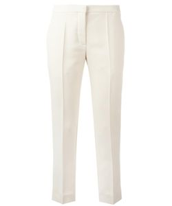 Sonia Rykiel | Cropped Trousers 40 Viscose/Spandex/Elastane