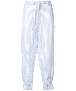 Nehera | Parnas Striped Cropped Trousers Size 36