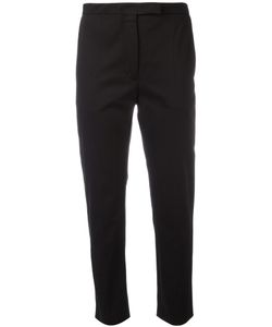 Kenzo | Cigarette Trousers 34 Acetate/Cotton/Polyamide