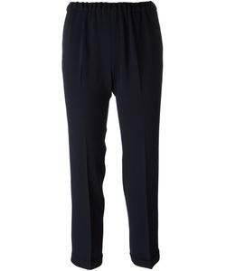 Alberto Biani | Elasticated Waist Trousers Size 40