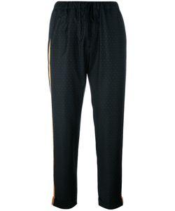 La Condesa | Side Stripe Dot Detail Trousers