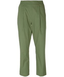 Semicouture | Cropped Trousers 42