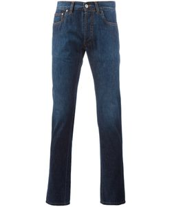 Brioni | Straight-Leg Jeans 35 Cotton/Polyester