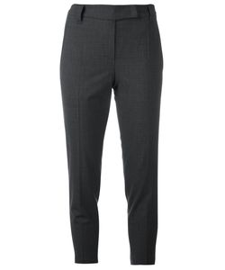 Brunello Cucinelli   Cropped Tailored Trousers Size 44