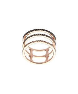 EF COLLECTION | Fade To Triple Spiral Ring 7