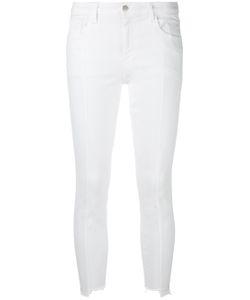 J Brand | Pintuck Skinny Jeans