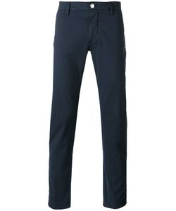 Barba | Slim-Fit Trousers Size 54