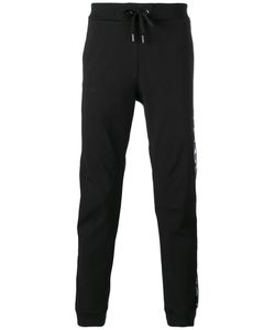 Versace Jeans | Side Track Trousers 52 Cotton/Polyester/Spandex/Elastane/Cotton