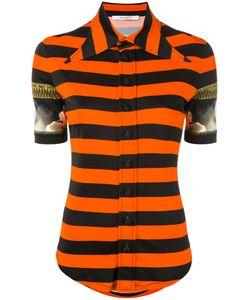 Givenchy | Striped Flamingo Shirt 38