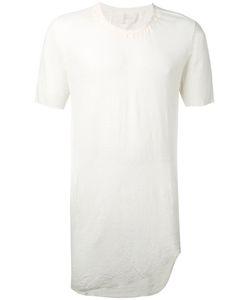 Lost & Found Ria Dunn | Asymmetric Longline T-Shirt