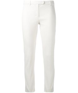 'S Max Mara | S Max Mara Slim-Fit Cropped Trousers Size 42