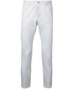 KAZUYUKI KUMAGAI | Straight-Leg Jeans 1 Cotton/Nylon/Polyurethane
