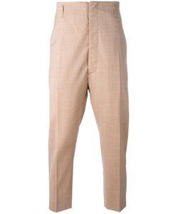 Vivienne Westwood | Man Cropped Tape Trousers 50 Virgin