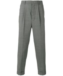 Ami Alexandre Mattiussi | High-Waisted Pleated Trousers