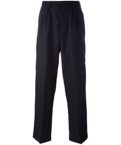 Ami Alexandre Mattiussi | Double Pleat Wide Leg Trousers 42
