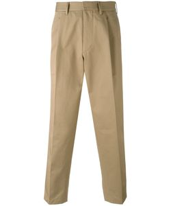 The GIGI | Loose-Fit Chino Trousers 46 Cotton