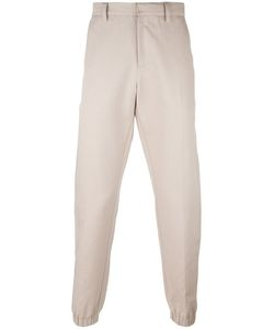 Ami Alexandre Mattiussi | Elastciated Ankle Trousers 46 Cotton