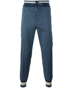 Dolce & Gabbana | Piped Track Pants 48 Cotton/Polyamide/Spandex/Elastane