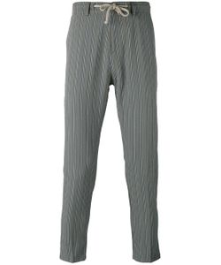 Paolo Pecora | Striped Tapered Trousers