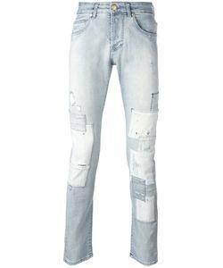 Pierre Balmain | Ripped Jeans 34 Cotton/Spandex/Elastane