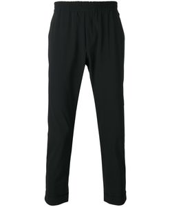 Hydrogen   Elasticated-Waist Tailored Trousers 50