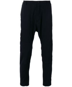 Helmut Lang | Back Strap Drop-Crotch Trousers