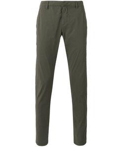 Dondup | Tape Trousers 32 Cotton/Spandex/Elastane