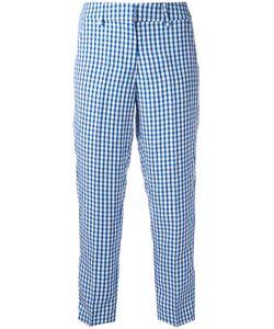 Dondup | Elegance Trousers 44 Linen/Flax/Viscose