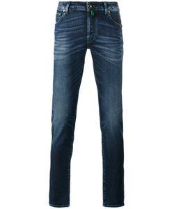 Jacob Cohёn | Jacob Cohen Stonewashed Denim Jeans Size 30