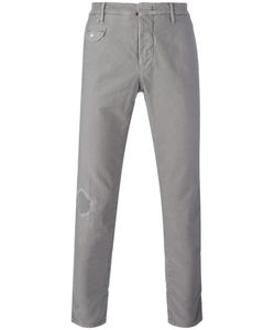 Incotex | Tape Trousers 31 Cotton
