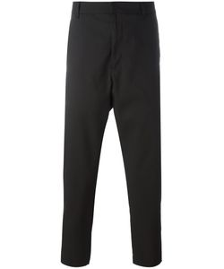 Mcq Alexander Mcqueen | Cropped Trousers 50 Cotton/Polyester/Spandex/Elastane