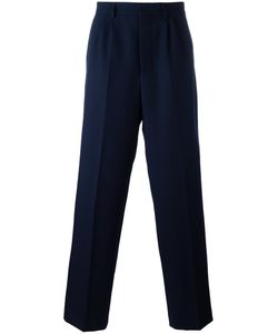 Ami Alexandre Mattiussi | Double Pleat Wide Leg Trousers 36