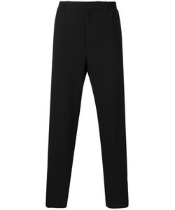 Alexander McQueen | Sports Panel Trousers 46 Viscose/Polyamide