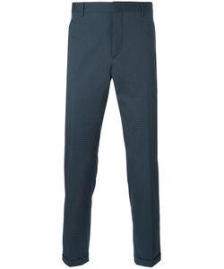 Prada | Slim-Fit Tailored Trousers Size 50