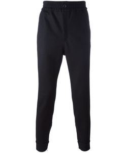 EXEMPLAIRE | Button Up Track Pants Large Wool/Cashmere