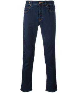 Jacob Cohёn | Jacob Cohen Slim-Fit Jeans 32 Cotton/Polyester/Spandex/Elastane