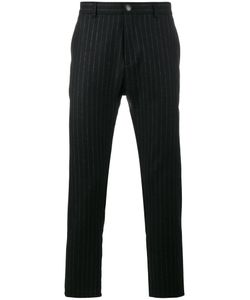 Lot 78 | Pinstripe Tapered Trousers Men 30
