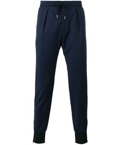 PAUL SMITH LONDON | Gathered Ankle Trousers Size 32