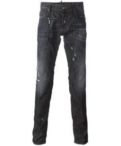 Dsquared2 | Slim Chain Whiske Jeans 50 Cotton/Spandex/Elastane
