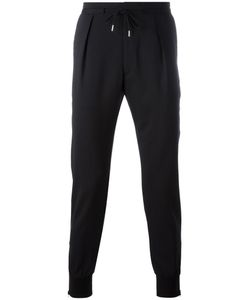 Paul Smith | Drawstring Track Pants 34 Spandex/Elastane/Wool/Cupro