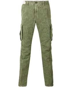Incotex | Printed Cargo Trousers 36