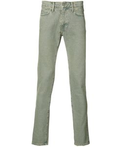 424 Fairfax | Stonewashed Skinny Jeans Small Cotton