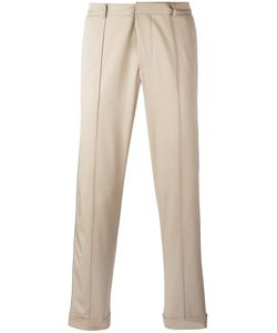 Gcds | Striped Sides Cropped Trousers