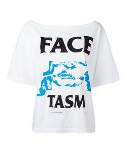 FACETASM   Logo Print T-Shirt Size 2