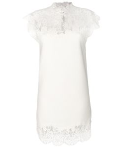 Ermanno Scervino | Lace Overlay Dress