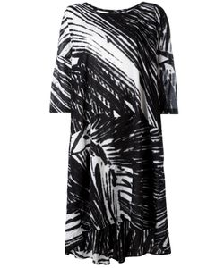 Rundholz Black Label | Graphic Print Loose Fit Dress Size Small