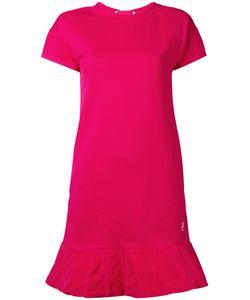 Moncler | Flared Hem T-Shirt Dress Size Small