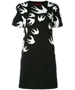 Mcq Alexander Mcqueen | Swallow Signature T-Shirt Dress