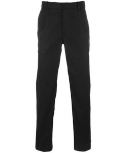 Alexander McQueen | Straight-Leg Chinos 48 Cotton